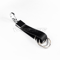 Nismo Intelligent Joint Leather Key Ring | Black